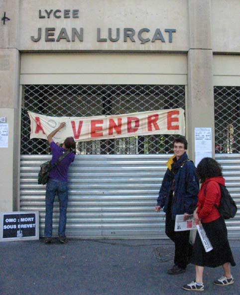 Jovenes franceses