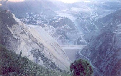 the history of the tehri dam essay