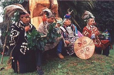 Culture of the Mapuche people - Chile